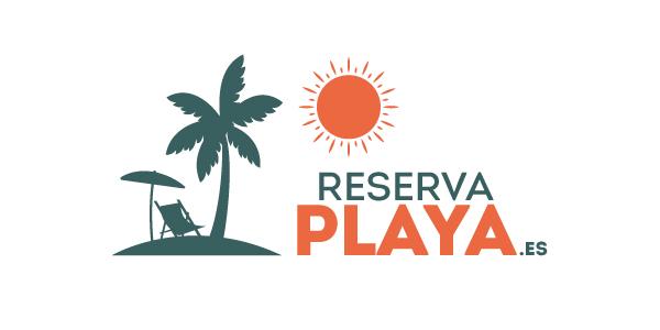 logo reservaplaya.es color